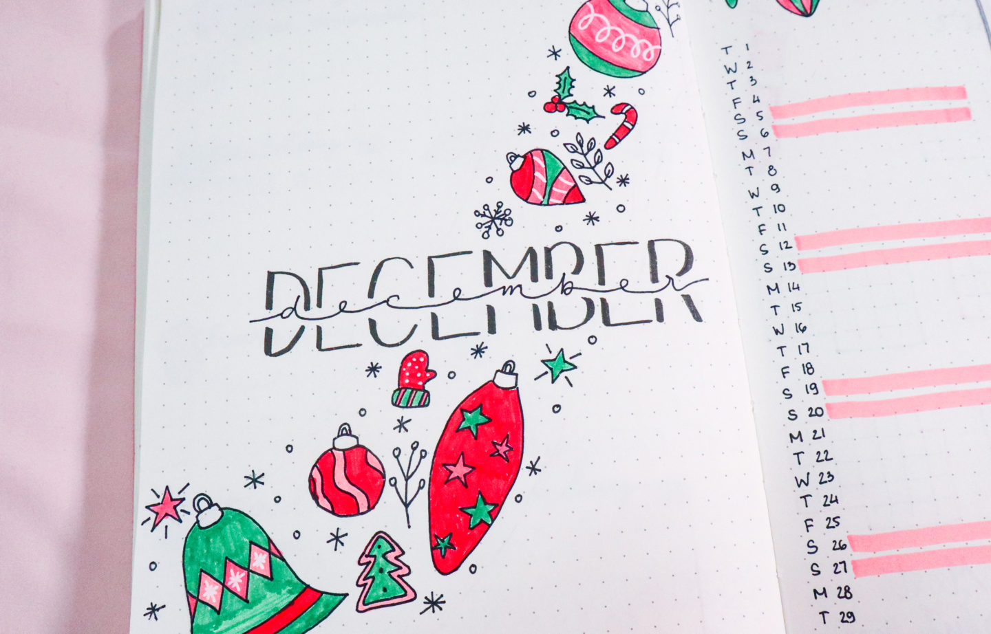 The Best Bullet Journal Stocking Stuffers for a Planner Addict